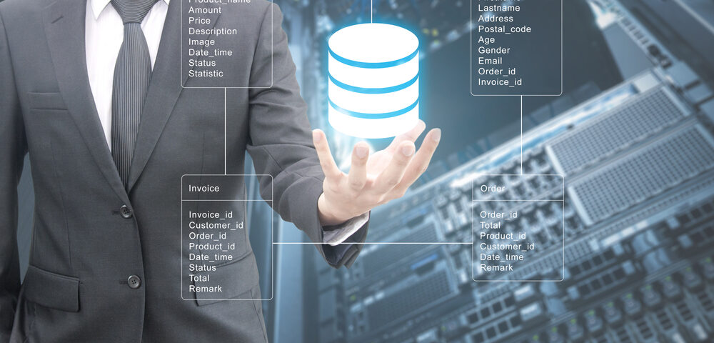 When is it obligatory to obtain a database management license?
