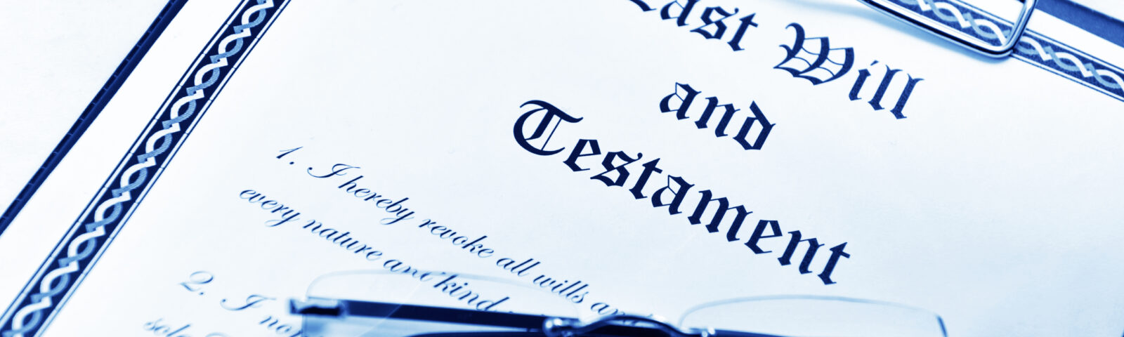 The importance of drafting a will by an attorney
