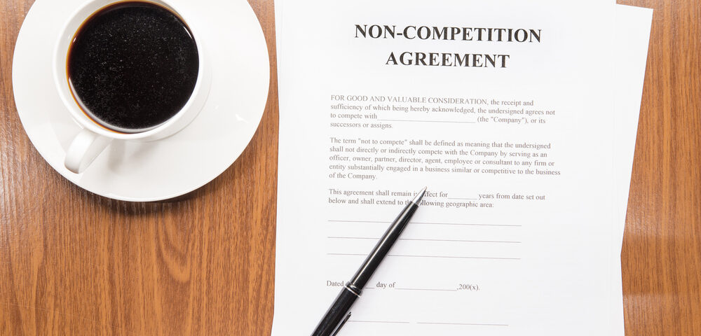 Taxation of payment for a non-compete obligation