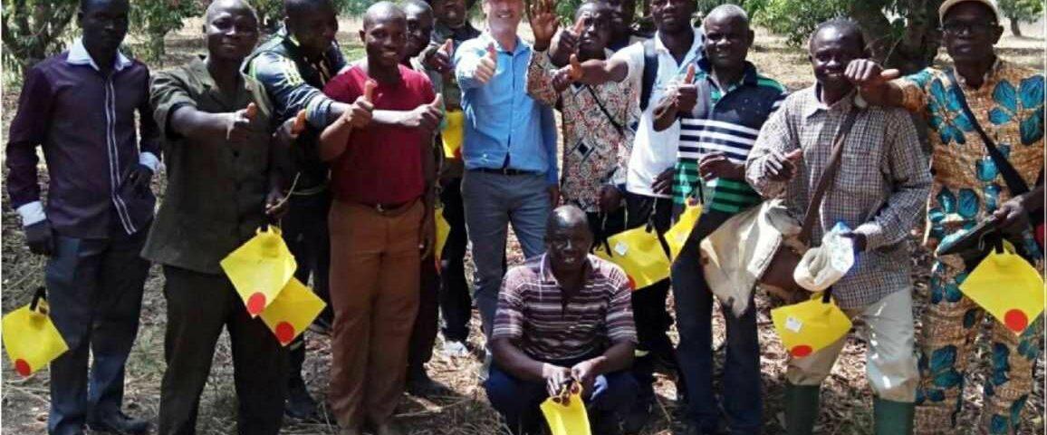 The Jerusalem Post: Israeli fruit-fly lure helps save Togo's mango crop