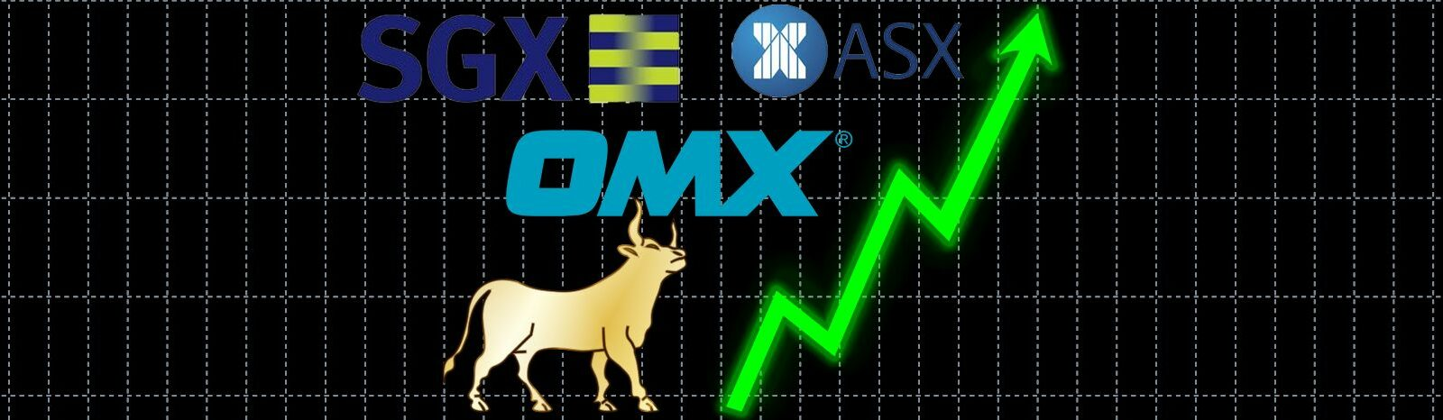 ASX, OMX, SGX and Mrs. Cohen from Singapore …