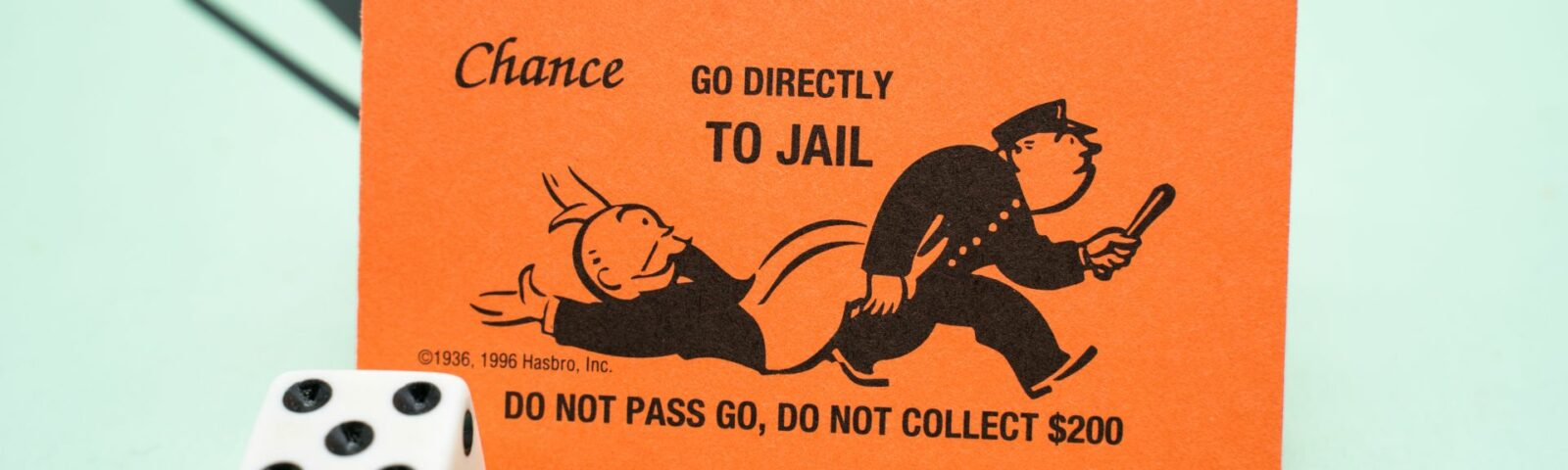 """How about a """"Go to Jail"""" agreement?"""